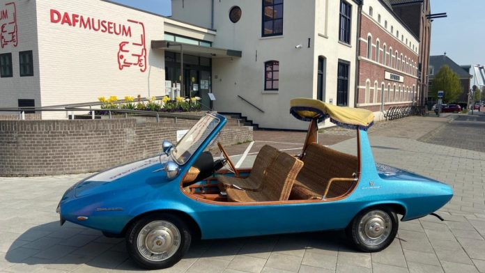 DAF car