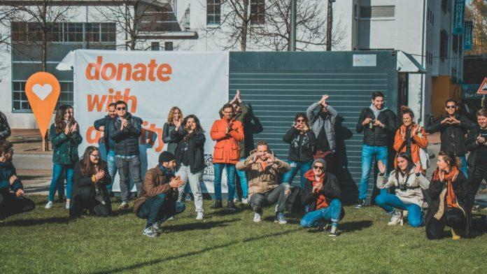 Lebanon donations by Fontys students
