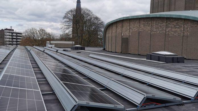 parktheater solar panels