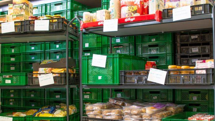 Food Bank in Geldrop-Mierlo expanded