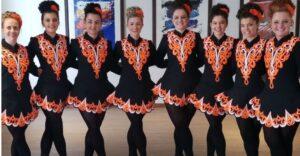 Irish dance Eindhoven
