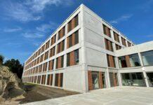 New Building Stedelijk College